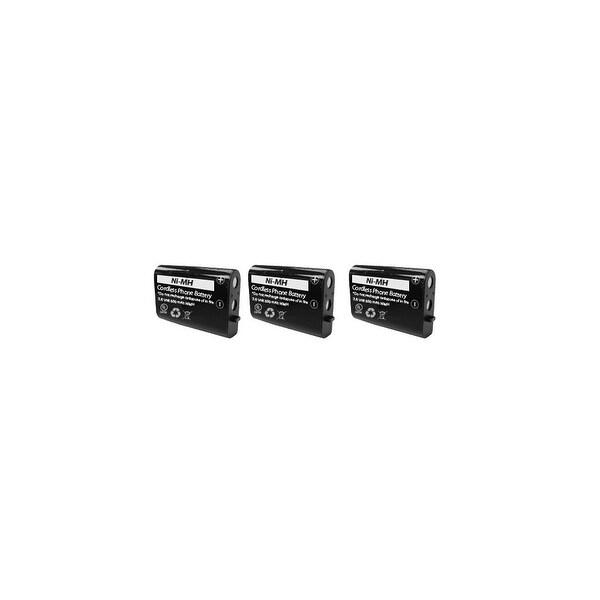 Replacement GEJ-TL26413 / CPH-490 Battery For VTech 80-5808-00-00 / CPH-490 Battery Model (3 Pack)