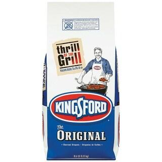 Kingsford 31239 Original Charcoal Briquettes, 18.6 lbs, 2/Pack