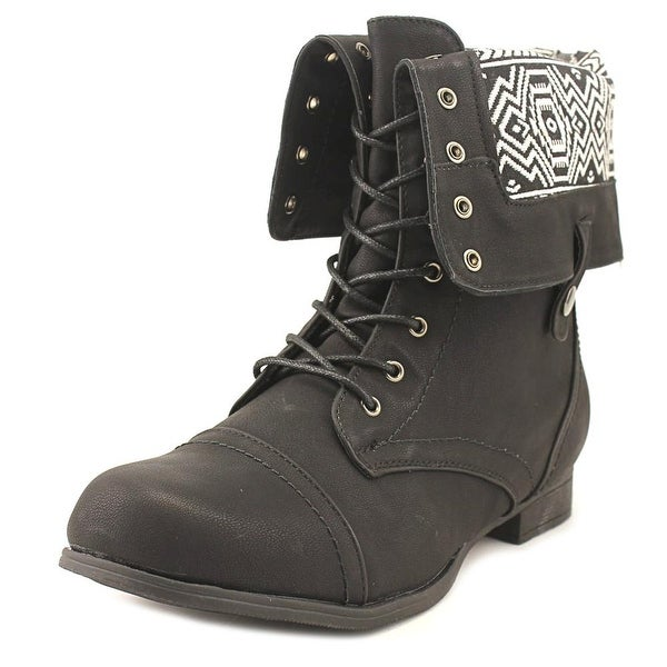 Twisted Trooper 61P Black/White Boots