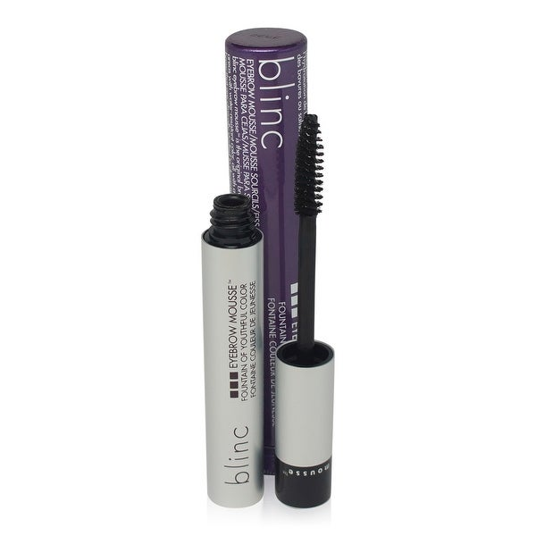 blinc Eyebrow Mousse Black