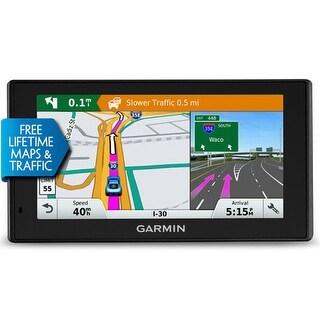 Garmin DriveSmart 70LMT GPS Vehicle Navigation System w/ Free Lifetime Map & Traffic Updates
