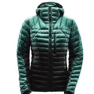 The North Face Summit L3 Green Puffer Coat