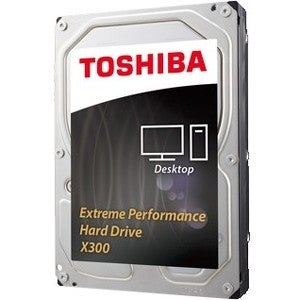 "Toshiba Hdwf180xzsta X300 8Tb Performance Desktop & Gaming Hdd 7200 Rpm - 3.5"""