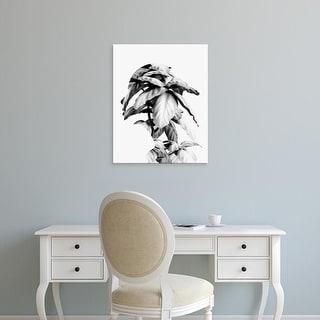 Easy Art Prints Andreas Lie's 'Mend' Premium Canvas Art