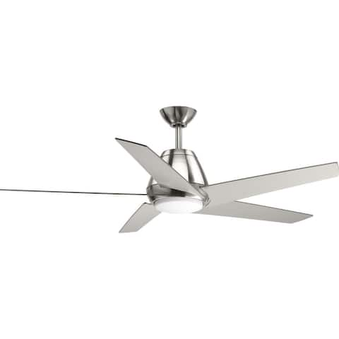 """Gust Collection 54"""" Five Blade Ceiling Fan - 11.620"""" x 25.620"""" x 12.750"""""""
