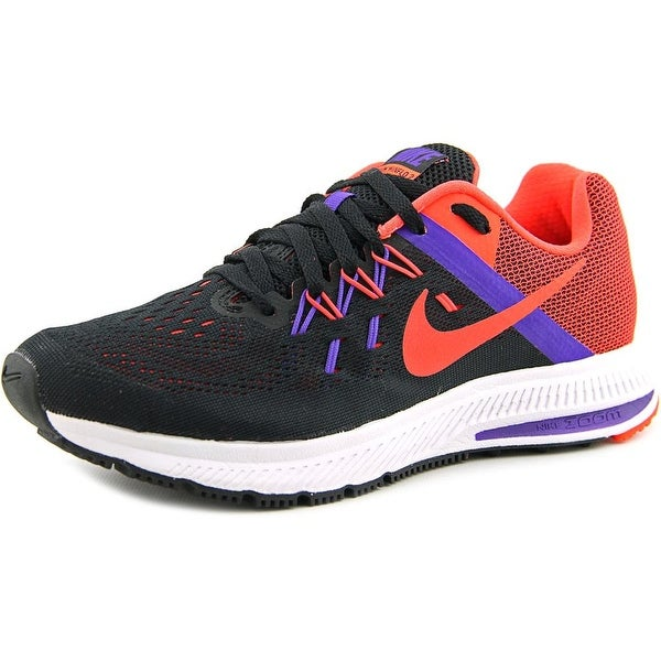 Nike Zoom Winflo 2 Women  Round Toe Synthetic  Running Shoe