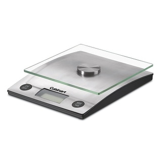 Shop Weightmax Digital Kitchen Scale And Clock Overstock