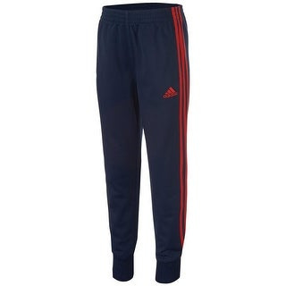 Adidas Boys 4-7X Tricot Jogger Pant - Red
