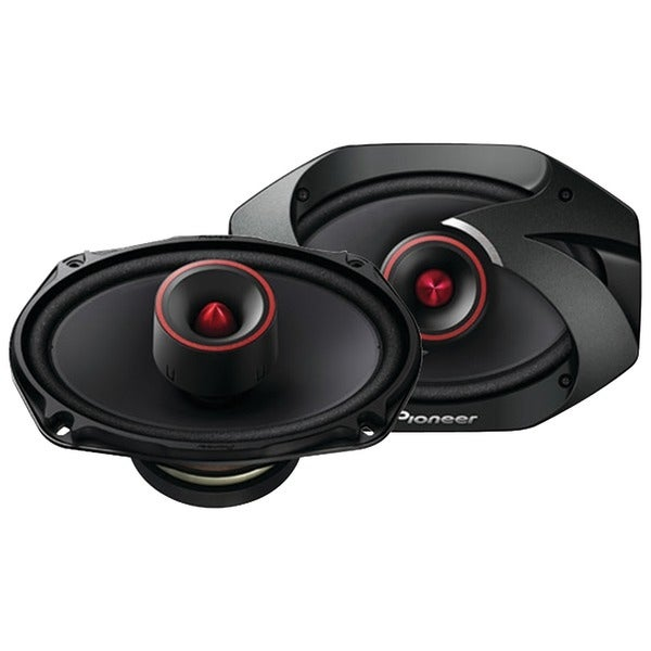 "Pioneer Ts-6900Pro Pro Series 6"" X 9"" 600-Watt 2-Way Speakers"