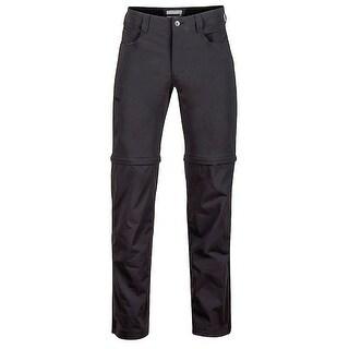 Marmot Transcend Convertible Pants - Black