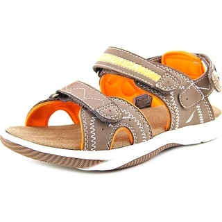 Nautica Jamestown Open-Toe Synthetic Sport Sandal