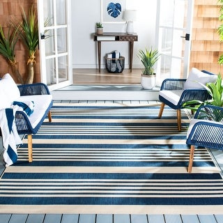 Safavieh Courtyard Charmaine Indoor/ Outdoor Rug