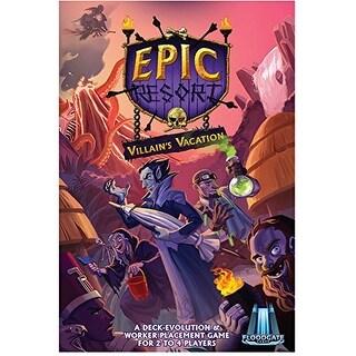 Epic Resort: Villain's Vacation Board Game