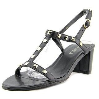 Vaneli Milena Women Open Toe Leather Sandals
