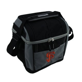 Coleman San Francisco Giants 24 Can Soft Sided Cooler/Lunchbox MLB - gray