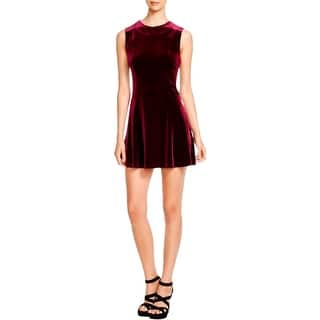 BCBGeneration Womens Juniors Party Dress Velvet Sleeveless|https://ak1.ostkcdn.com/images/products/is/images/direct/8b31c66d470b9d3f7f040241123fcd5c24027161/BCBGeneration-Womens-Juniors-Party-Dress-Velvet-Sleeveless.jpg?impolicy=medium