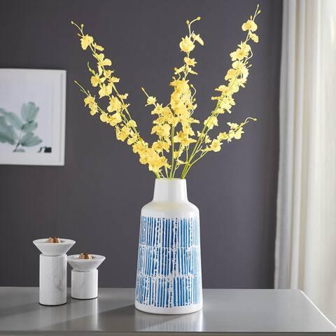 Seadrift Strokes Vase