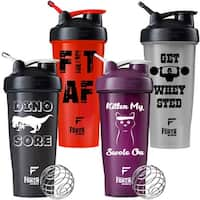 Blender Bottle x Forza Sports Classic 28 oz. Shaker with Loop Top - 28 oz.