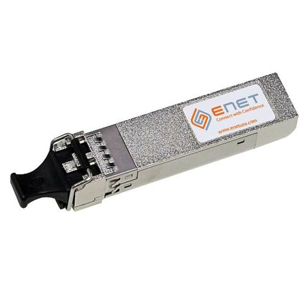 ENET 10301-ENC Extreme Compatible 10301 10GBASE-SR SFP+ 850nm 300m DOM Duplex LC MMF 100% Tested Lifetime Warranty and