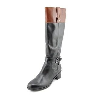 Bandolino Cazadora  Women  Round Toe Leather  Knee High Boot