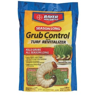 Bayer Advanced Season Long Grub Control