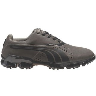 Puma Men's Titan Tour Grey/Black Golf Shoes187896-01