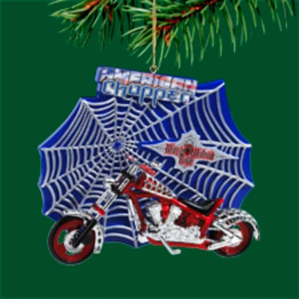 "Carlton Heirloom ""American Chopper"" Christmas Ornament #3740354"