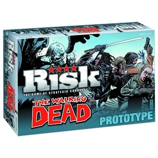 Walking Dead Risk Game