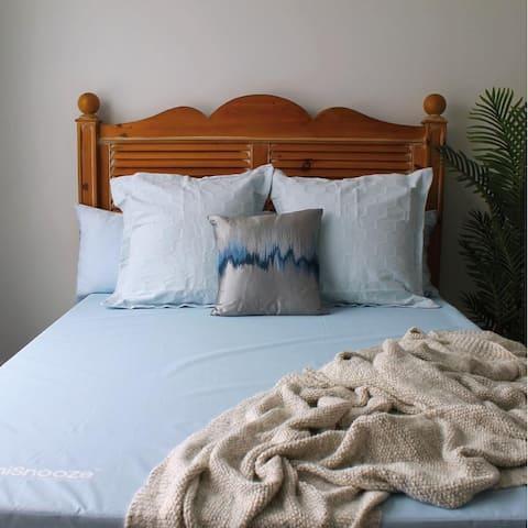 Moon Waterproof Bedwetting Incontinence Mattress by SaniSnooze