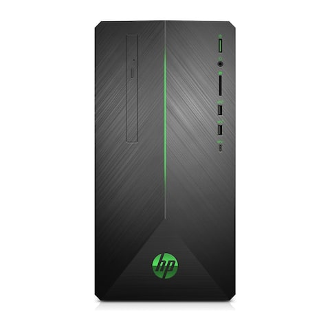 HP Pavilion 690 Gaming PC AMD Ryzen 3 2200G 8GB 1TB HDD 4GB Radeon