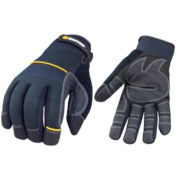 Raptor Tools RAP90203 Performance Plus Utility / Mechanical Gloves, Extra Large Size