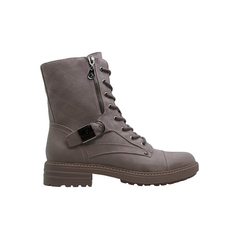 G by Guess Womens Glastin Square Toe Ankle Fashion Boots