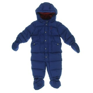 Ralph Lauren Snowsuits & Bibs Hooded