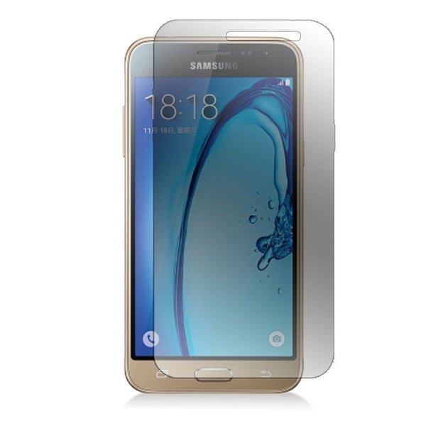 Insten Tempered Glass LCD Screen Protector Film Cover For Samsung Galaxy Amp Prime/ J3 2016 version
