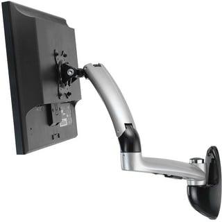 Ergotech FDM-PC-S01-WM Ergotech Freedom Arm for PC with Wall Mount - Silver - Wall Mount - Single