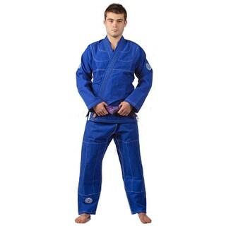 Tatami Fightwear Estilo Classic Premier Blue BJJ Gi