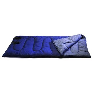"Texsport 15222 High Plains Sleeping Bag, 4 lbs, 33"" x 75"""