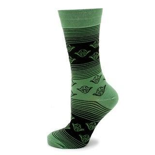 Yoda Ombre Stripe Socks