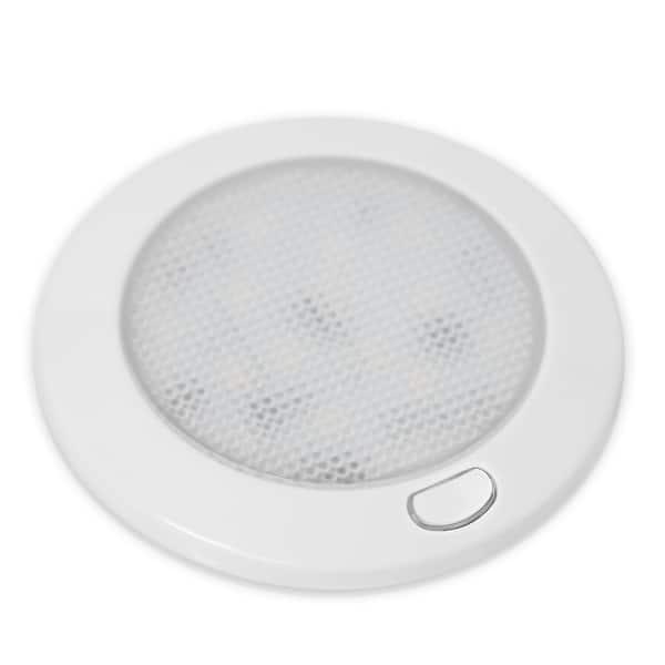 Shop LED 12Volt 3inch LED Switched Ceiling Panel Light RV