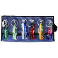 Williamson Game Fish Kit Fishing Lures (6 Pack) - multi-color