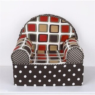 Cotton Tale HTCH Houndstooth Babys 1st Chair