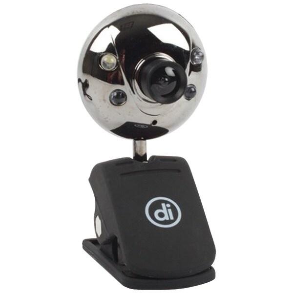Digital Innovations 4310100 1.3 Megapixel Chatcam(Tm) Vga Webcam