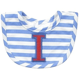 Mud Pie Baby Bibs Striped Infant Boys