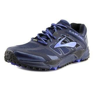 Brooks Cascadia 11 GTX   Round Toe Synthetic  Running Shoe