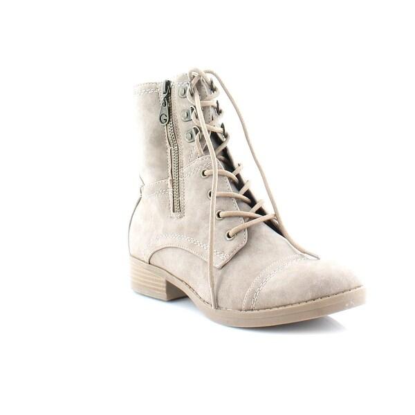 G by Guess Fleek Women's Boots Medium Natural