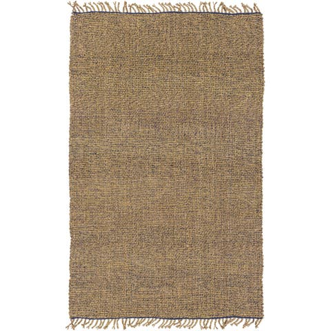 Hand Woven Catarina Jute/Seagrass Area Rug