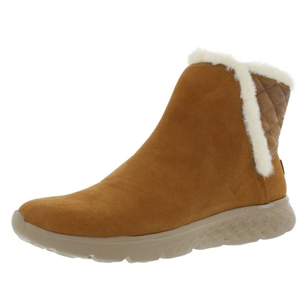 683c384e2e Shop Skechers On The Go 400 Cozies Boots Women's Shoes - Free ...