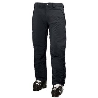 Helly Hansen 2018 Men's Velocity Insulated Ski Pant - 60391 - graphite blue