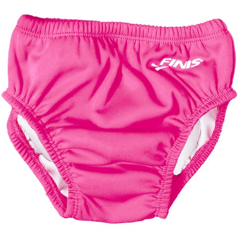 FINIS Reusable Swim Diaper - Solid Pink