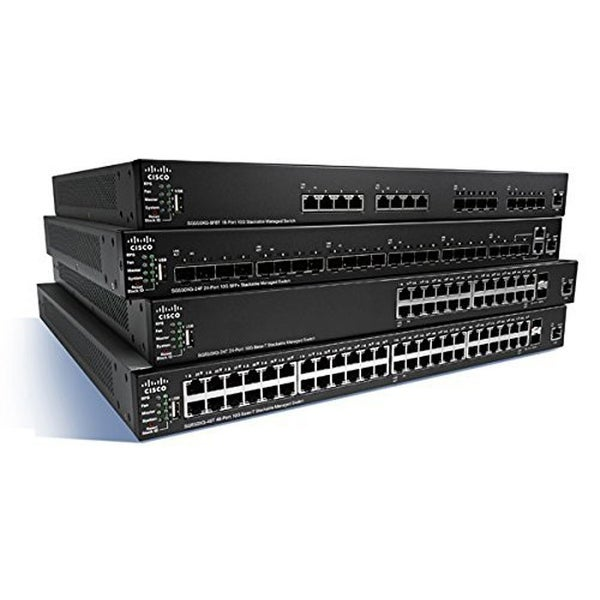 Cisco SG350 X 24 Port Stackable Switch